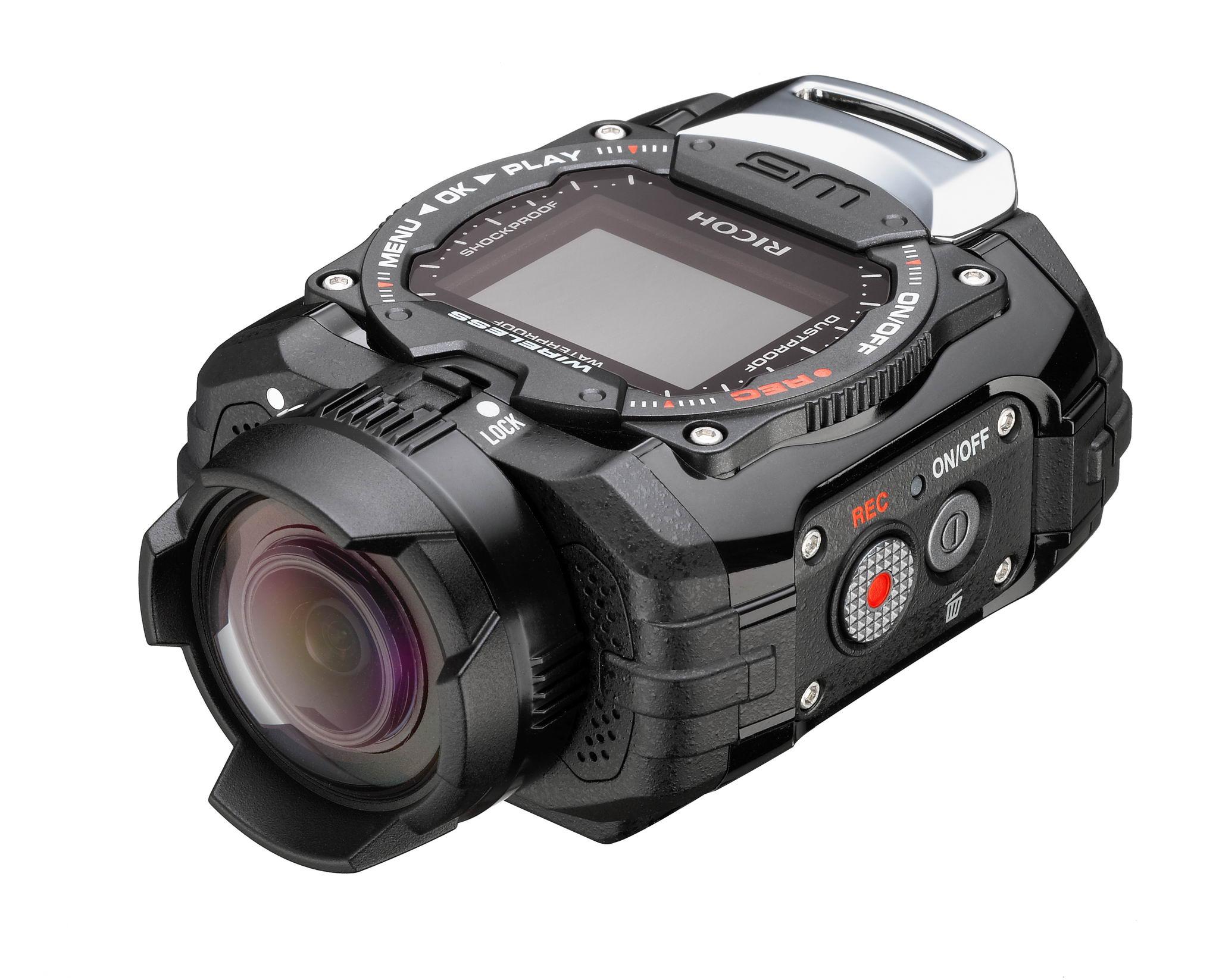 のアクションカメラ 「RICOH WGM1」新発売|RICOH IMAGING